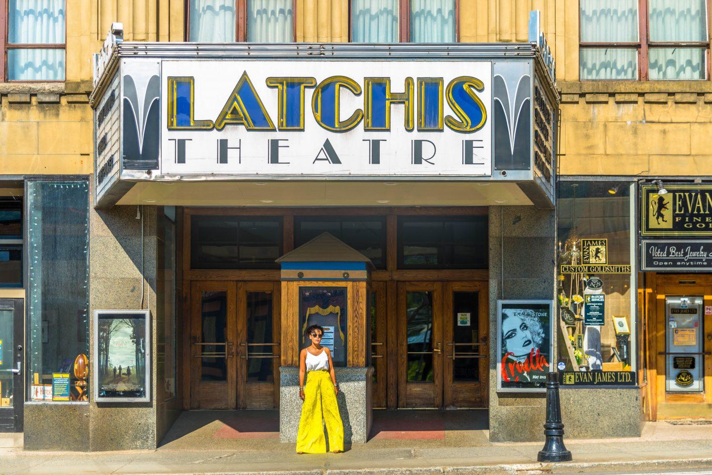 The Latchis Theater, Brattleboro, VT