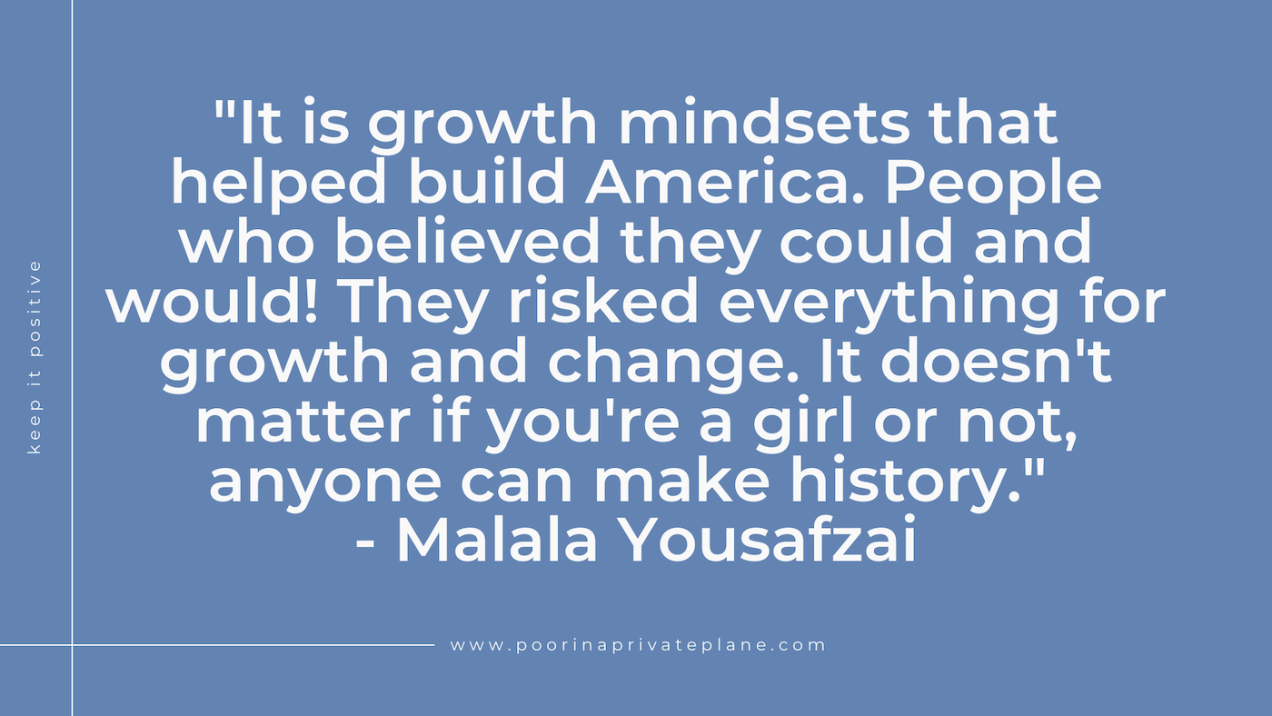 Growth Mindset Quotes for Business