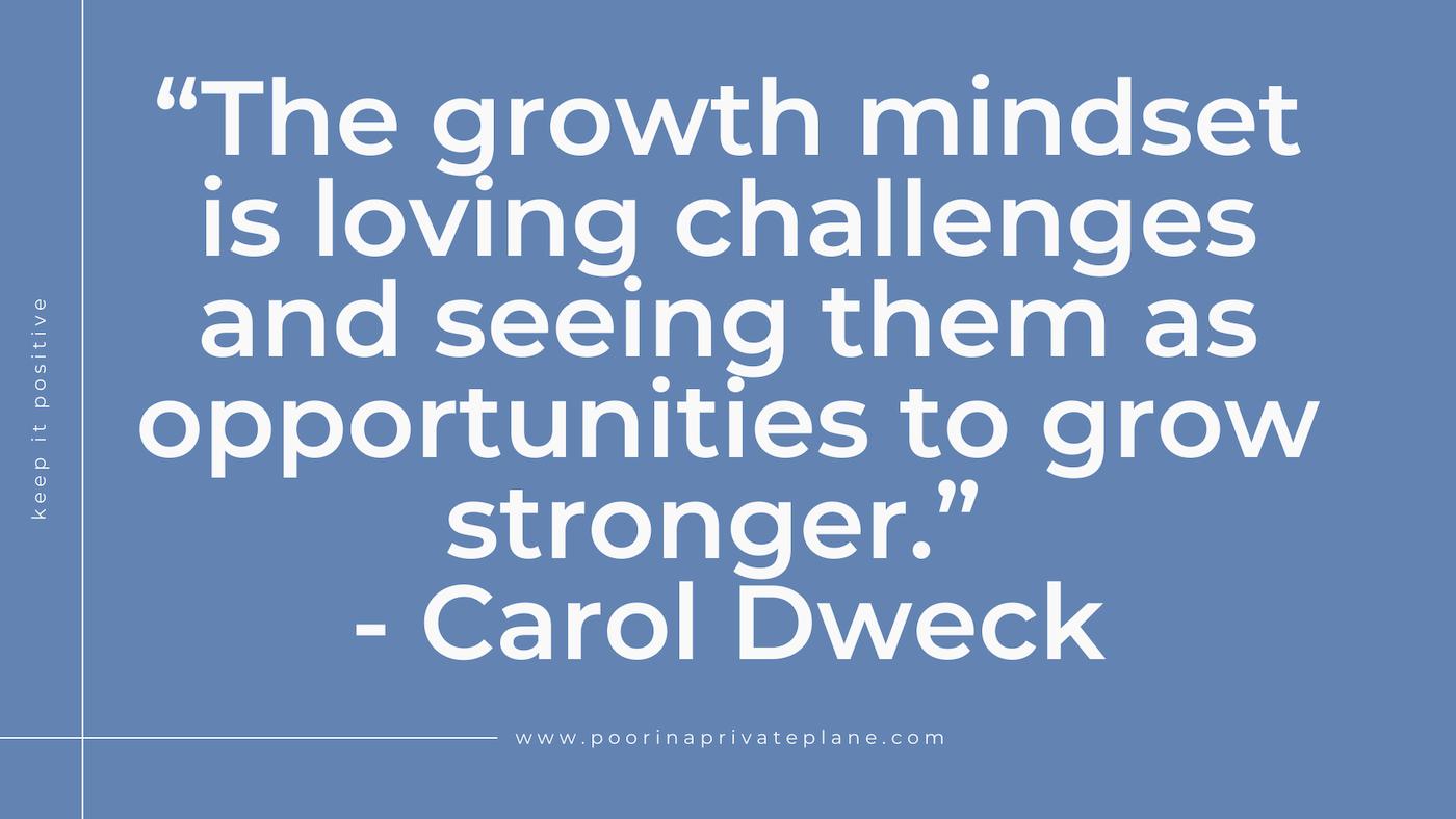 Growth Mindset Quotes- Carol Dweck