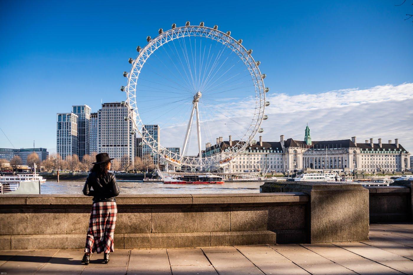 london 3 days itinerary