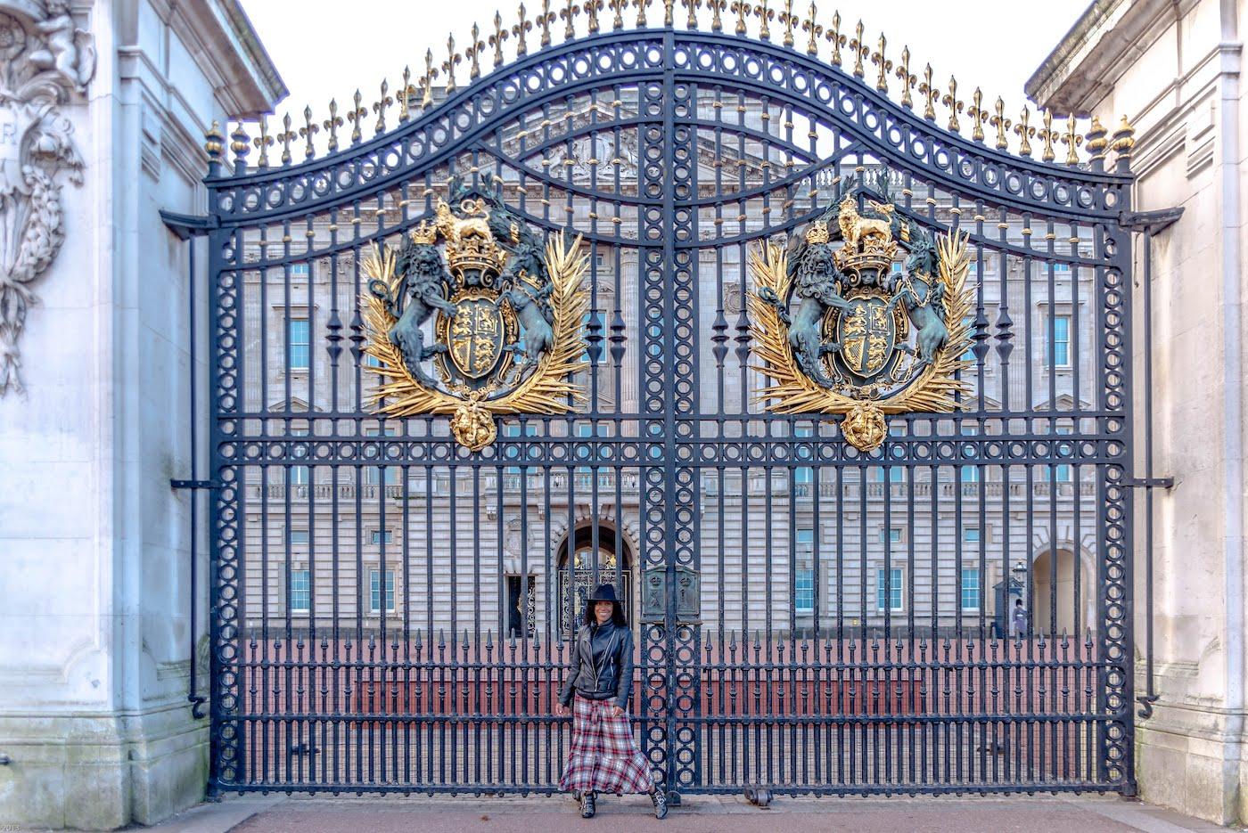 London Itinerary Day 1- Buckingham Palace